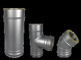 Двустенная система дымоходов (Термо)