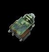 Кнопка КМ-1-1 (отк) 88074